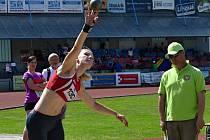 Barbora Zatloukalová zvítězila v kategorii juniorek