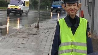 Ženské policajt kouření