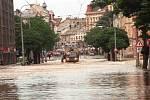 Povodně v Olomouci v roce 1997