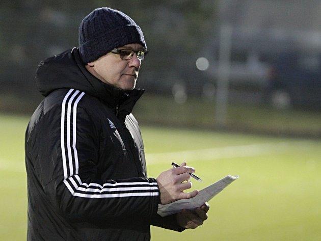 Jiří Balcárek, trenér Uničova