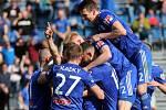 Sigmácká gólová radost v zápase s Karvinou