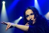 Finská zpěvačka Tarja