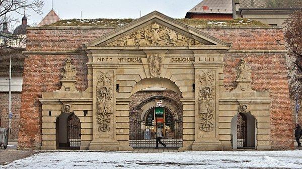 Terezská brána vOlomouci