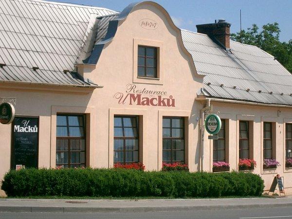Restaurace UMacků, Svatý Kopeček