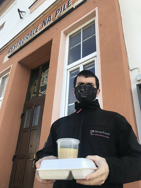 Restaurace Na Pile. Den okének v Olomouci, 7. listopadu 2020