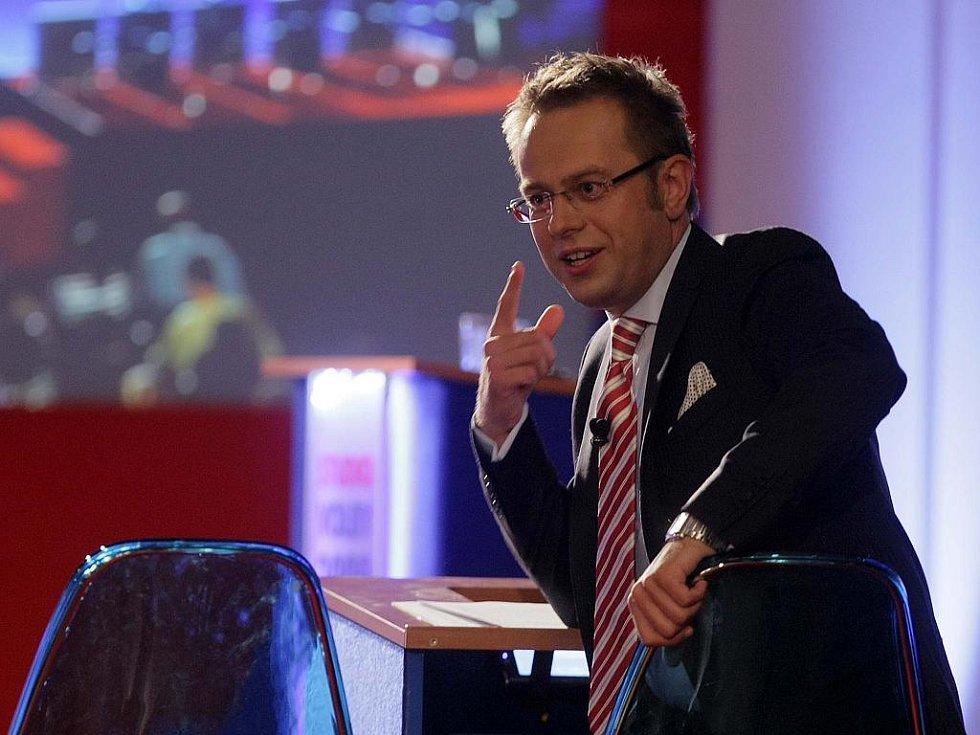 Otázky Václava Moravce v Olomouci