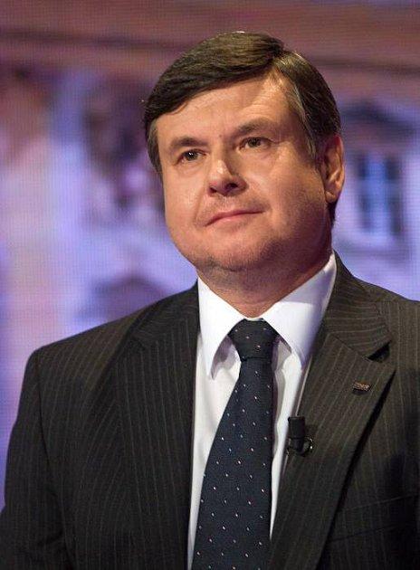 Bořivoj Šarapatka (TOP09 a Starostové)