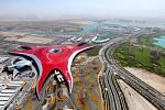 Mezi nejvýznamnější práce architektonické kanceláře Benoy patří například Ferrari World v Abu Dhabi, hlavním městě Spojených arabských emirátů