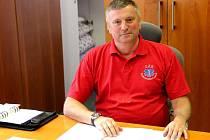Ivo Mareš, ředitel Záchranné služby Ol.omouckého kraje