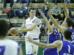 Derby olomouckých prvoligových klubů:  SK UP vs. Basketbal Olomouc