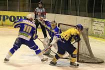 Šternberští hokejisté znovu doplatili na vlastní chyby