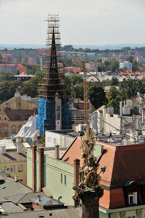 Dny evropského dědictví 2021 v centru Olomouce, 11. 9. 2021