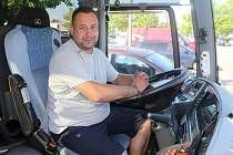 Marek Konečný, spolumajitel firmy Autobusy Konečný z Vrbátek