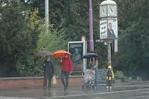 Bez deštníků ani ránu