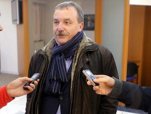 Dalibor Horák, lídr ODS