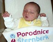 Libuše Navrátilová, Horní Sukolom, narozena 12. prosince ve Šternberku, míra 48 cm, váha 3530 g
