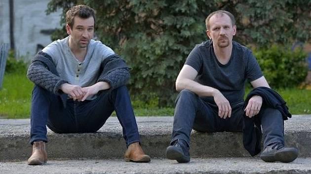 Ondřej Sokol a Martin Finger ve filmu krásno