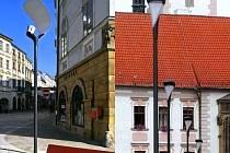 Plácačka vs. Philips UrbanStar. Ilustrační koláž
