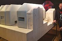 Představení modelu SEFO v olomouckém Muzeu umění
