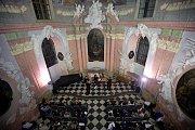 Kaple Božího těla v areálu univerzitního konviktu v Olomouci