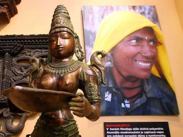 Výstava Šangri-la