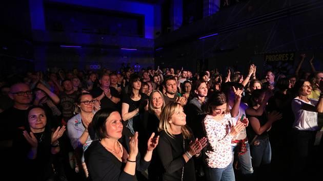 koncert v Bounty Rock Cafe v Olomouci