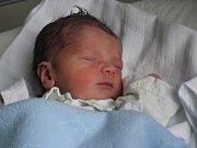 Matyáš Lehar, Kostelec na Hané, narozen 19. února, 50 cm, 2900 g
