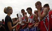 Starší žáci ZŠ Heyrovského Olomouc zvítězili ve své kategorii