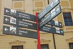 Nové rozcestníky usnadní orientaci ve městě
