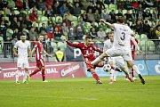 David Houska dává gól