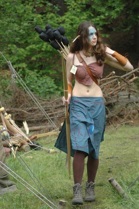 Velká hra na motivy fantasy s názvem Soumrak Lorda Eronu.