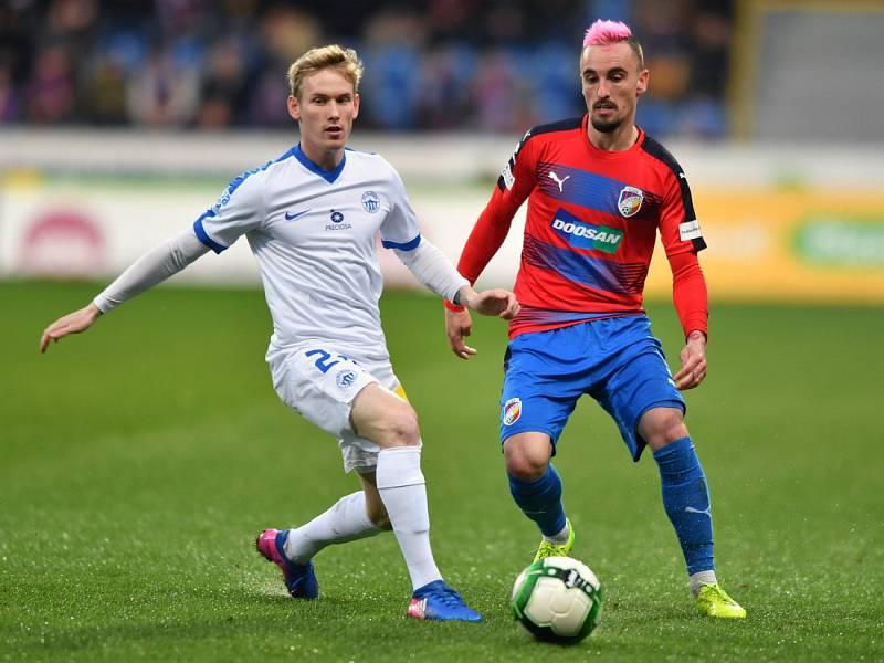 Petr Ševčík (vlevo)