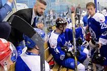Olomoučtí vysokoškolští studenti hrají nově Evropskou univerzitní hokejovou ligu jako tým University Shields Olomouc