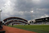 Andrův stadion tribuna