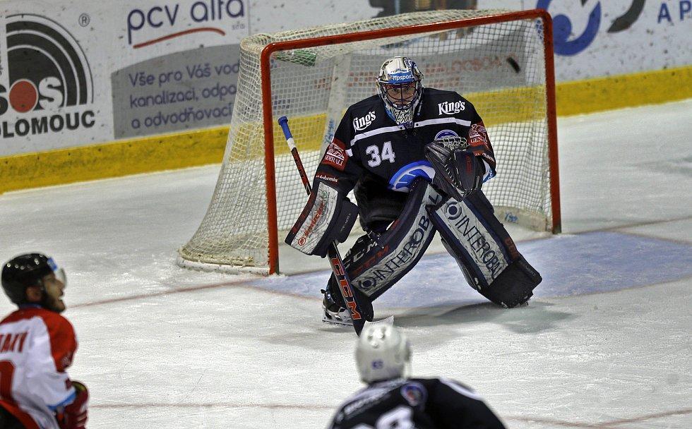 HC Olomouc - Plzeň. Šestý zápas čtvrtfinále