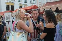 vinné slavnosti v Olomouci