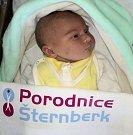 Veronika Panochová, Úsov, narozena 19. března ve Šternberku, míra 52 cm, váha 4170 g