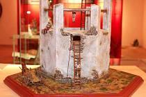 Expozice O moravských zločinech a trestech ve Vlastivědném muzeu v Olomouci
