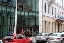 Budova Středoevropské univerzity (CEU) v Budapešti