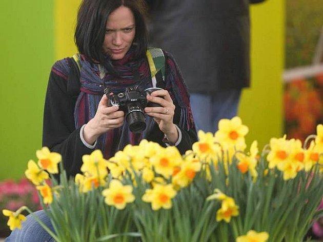 Jarní Flora na olomouckém výstavišti