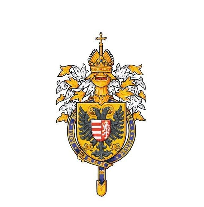 Zikmund Lucemburský (1368 – 1437), císař římský, král český a uherský