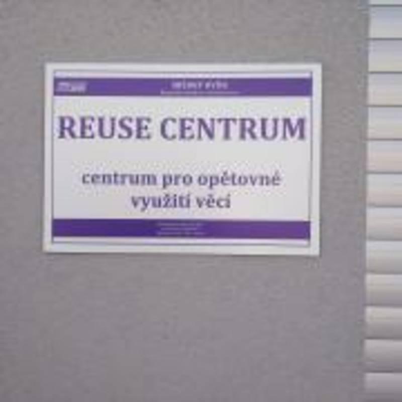 """U nového sběrového dvora zřídila Litovel centrum opětovného využití věcí, takzvané """"RE-USE centrum"""". 13. října 2021"""