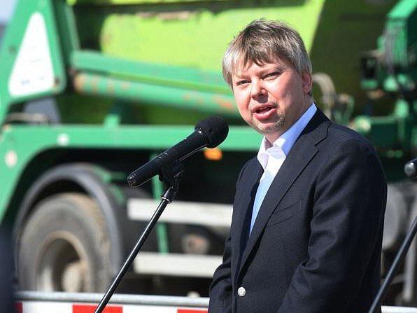 Olomoucké technické služby hledají nového ředitele po Miroslavu Petříkovi (na snímku)
