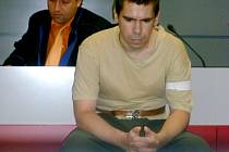 Rudolf Kebrdle měl 23.12.2013 v bytě v Zábřehu zavraždit svou 56letou matku