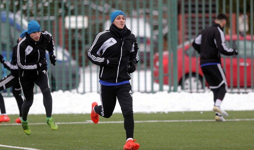 Fotbalisté Sigmy Olomouc. Jakub Vichta