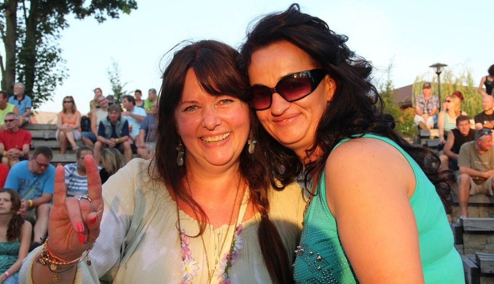 Hanácké Woodstock 2014 ve Velké Bystřici