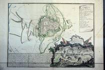 Návrat olomouckých unikátů. Bible Pařížské polygloty a Saltzerův plán obléhání Olomouce pruskou armádou roku 1758.