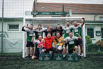 Šampiony malého fotbalu se stali Skunkové.