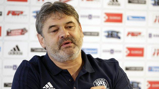 Ladislav Minář, sportovní ředitel SK Sigma Olomouc