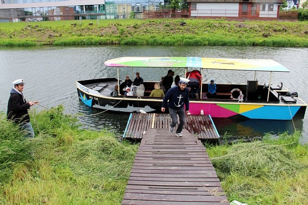 Zahájení turistické sezony vOlomouci